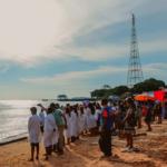 30 pessoas são batizadas na Convenção Baixo Amazonas